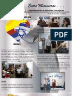 Boletin 211 Israel - Mayo 2011