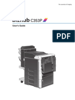 bizhubC353PUserManual