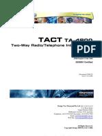 TACT TA-4800