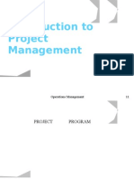 OM - Project Management Presentasi Kel 3