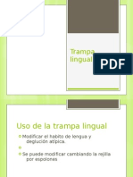 Trampa Lingual