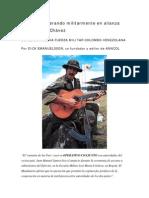 110601 ¿Ya Estas Operando Militarmente Con Santos? Chavez