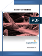 An Insight Into Copper