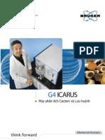 G4 ICARUS_Máy phân tích Các bon  Lưu huỳnh- Liên hệ