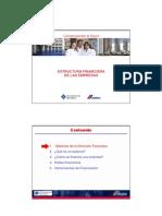 Estructura Financiera CEMEX