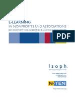 2004 Nonprofit E-Learning Survey