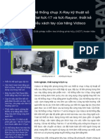 Hệ thống chụp x-ray kỹ thuật số - Vidisco FoX Rayzor- Liên hệ