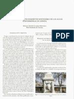 Aprovechamiento Sostenible de Aguas Subterraneas en Espana