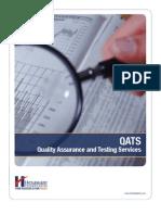 QATS Brochure 2011
