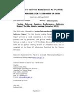 Quarterly Press Release1