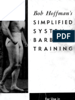 4224175 Bob Hoffman Simplified System of Barbell Training