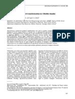 Agrobacterium Mediated Gene Transfer in Citrullus Lanatus
