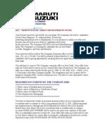 Maruti Suzuki India Limited_1