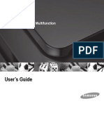 Samsung Printer Manual