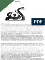 Los ricos y la deuda pública Vicenç Navarro