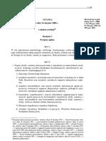 Ustawa o Sluzbie Cywilnej 2008