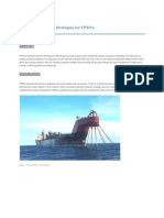 Cathodic Protection Strategies for FPSO's