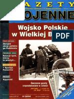 Gazety Wojenne 91 - Wojsko Polskie w Wielkiej Brytanii