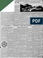 Aerial Coast Patrol (1917)