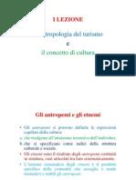 Antropologia Culturale Corso Volpini Parte 1