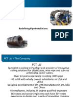 Pipe Coiling Tech - Redefining Pipe Installations