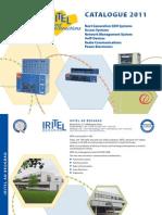 IRITEL Catalogue 2011