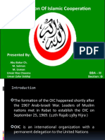 OIC (Ir Presentation)