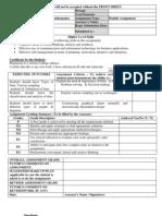 Business ACL I Core Business Mathematics Module Assignment