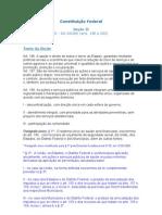 Constituição Federal 196 a 200