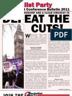 Socialist Party PCS Conference Bulletin