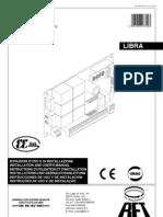 BFT LIBRA Control Panel