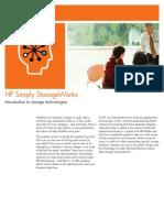 HP Intro to Storage Technologies