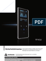 Mp3player Ypk3j German