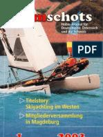 2003_1 - Skiyachting im Westen