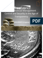 Public Financial Management Control and Security in the Age of Transparency