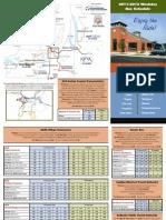 2011 Weekday Bus Schedule