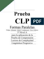 Protocolo CLP 5 A