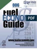 2006 Fuel Economy Guide