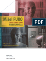 Misel Fuko - HRESTOMATIJA