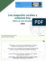 ENCUESTA CEP MAPUCHES