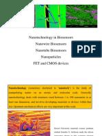 BM 519 Nanotechnology in Bio Sensors and Biosensor Market