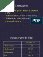 Thalassaemia in Pregnancy 200704-Kasame
