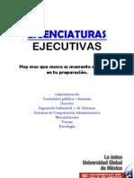 UVM información sobre maestría y licenciatuas ejecutivas