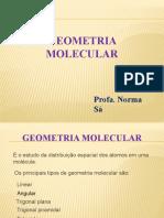 Geometria Molecular & Polaridade