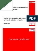 Puebla-briefing Marca Turistica