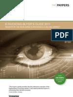 E-Invoicing Services Providers Buyer`s Guide 2011