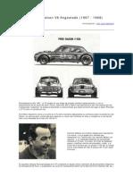 El Ford Falcon V8 Angostado