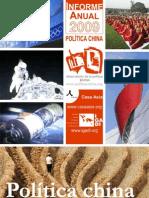 informe 2009 política China