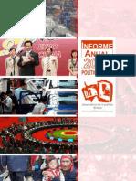 Informe 2010 política China