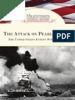 The Attack on Pearl Harbor - JOHN DAVENPORT